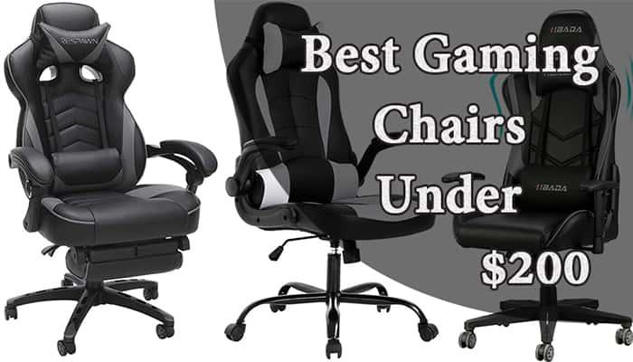 Best gaming chair under $200