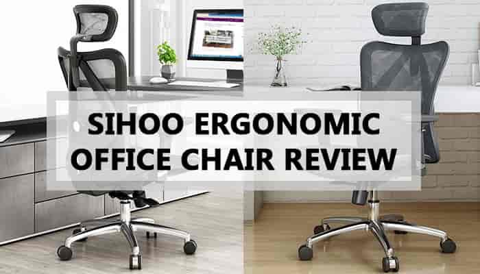 Sihoo ergonomic office chair review