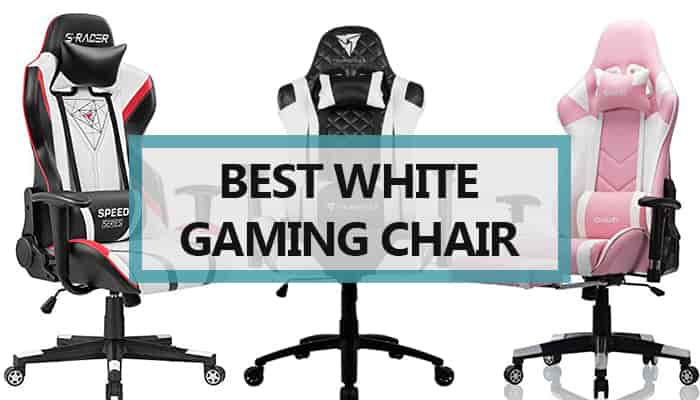 Best White Gaming Chair